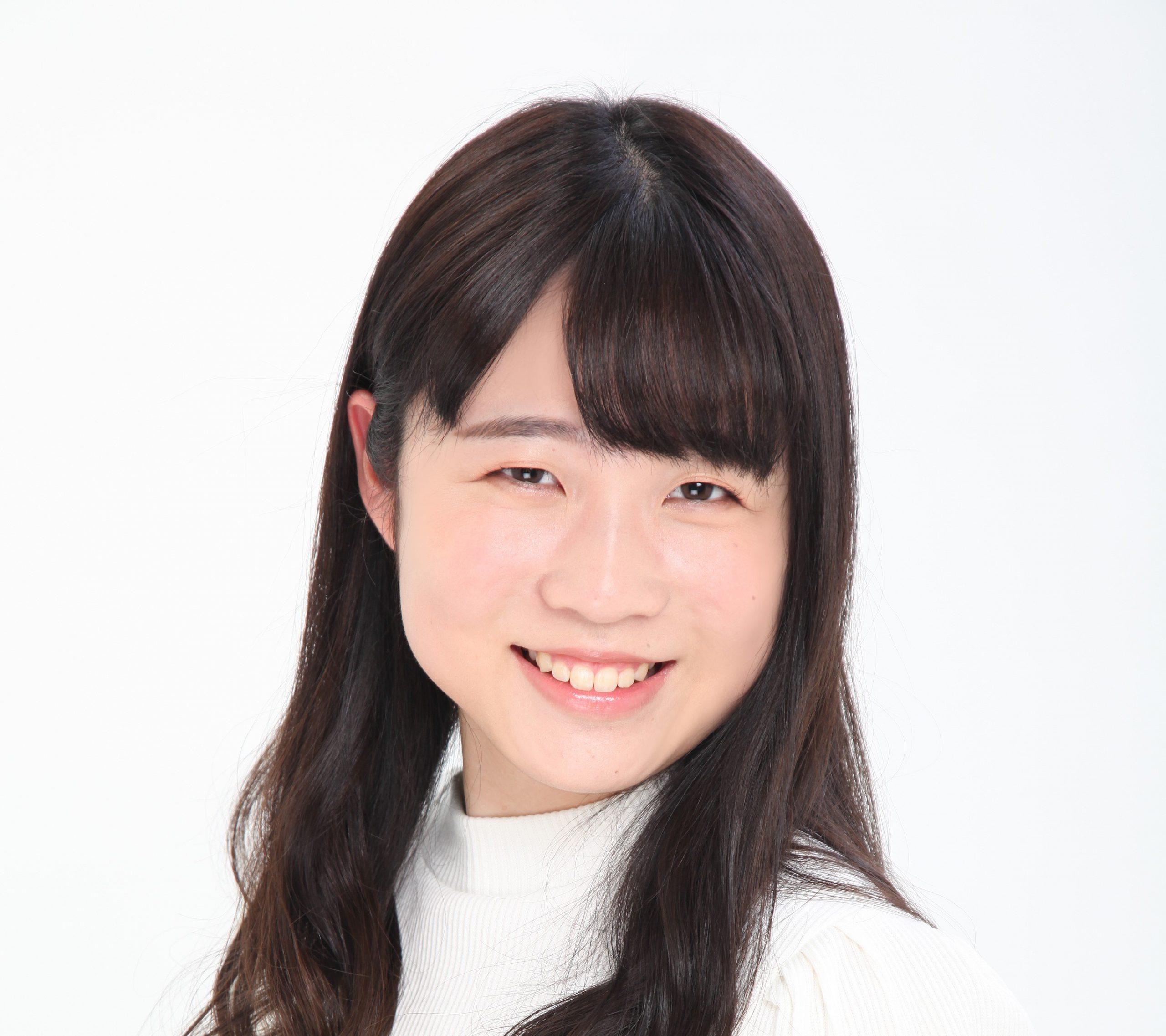 新加入タレントのお知らせ (汐見玲香)
